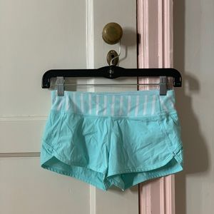 Lululemon/ivivva shorts for girls/kids